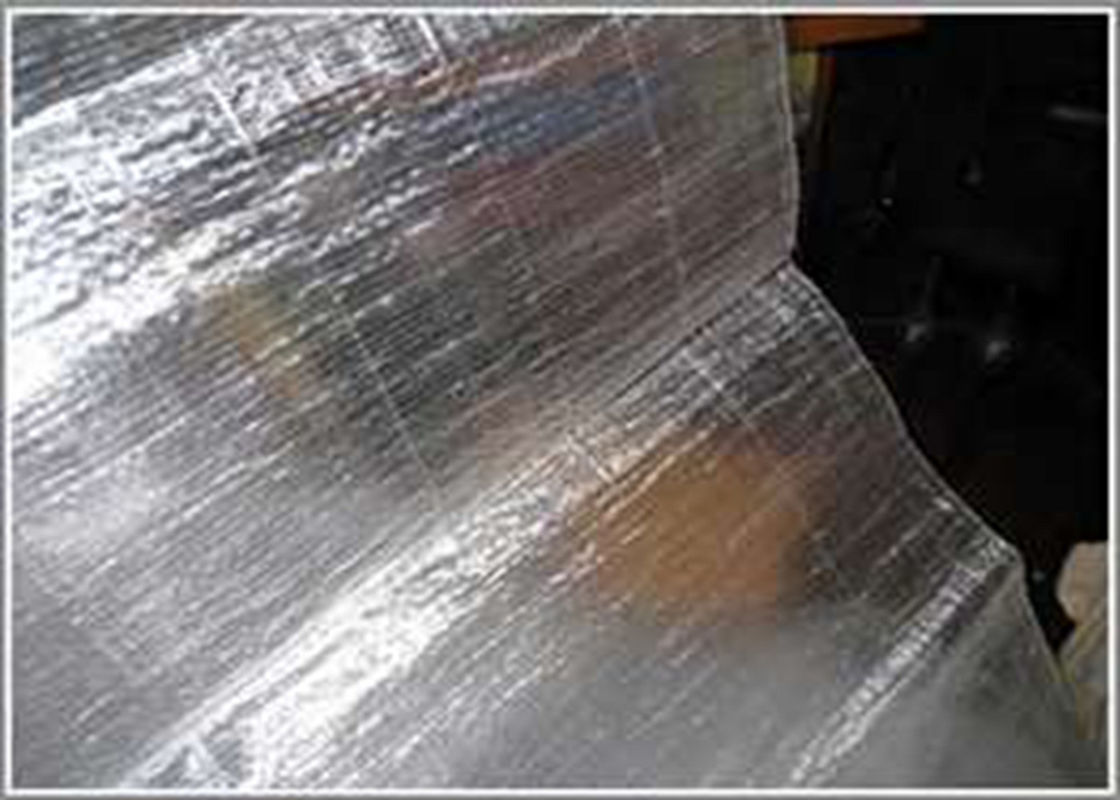 Transparent PP Woven Fabric Wear Resisting , Woven Polypropylene Cloth